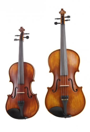 Unterschied Geige Und Bratsche