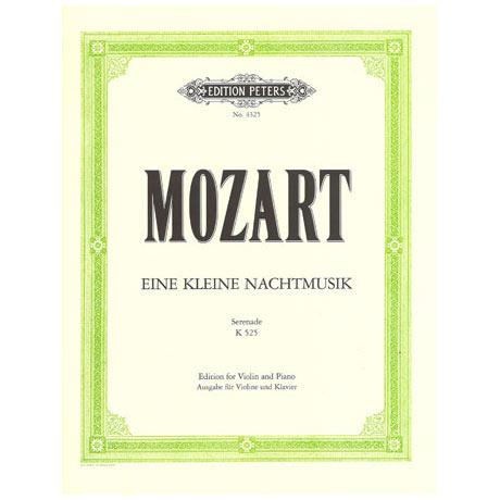Mozart, W. A.: Serenade Eine kleine Nachtmusik KV 525