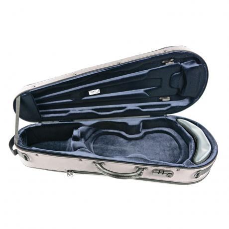 BAM Stylus Contoured viola case