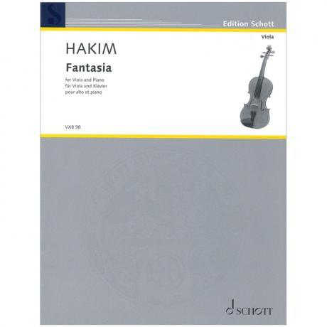 Hakim, N.: Fantasia