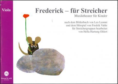 Hartung-Ehlert, H.: Frederick - für Streicher