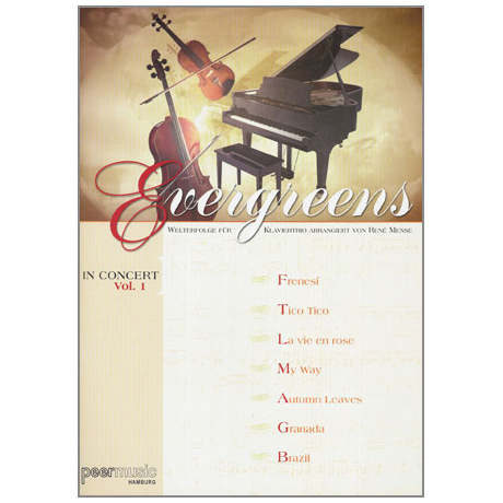 Evergreens in Concert Band 1
