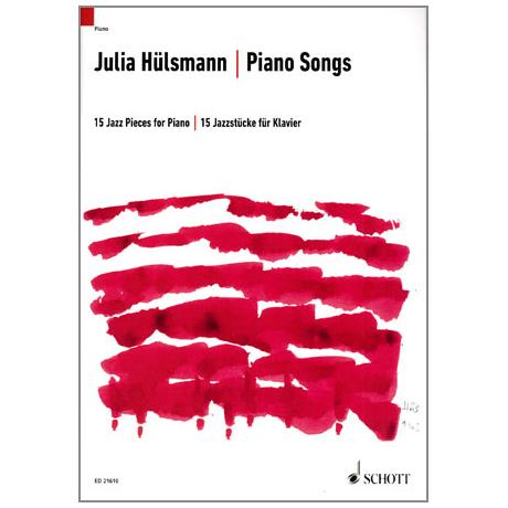 Hülsmann, J.: Piano Songs
