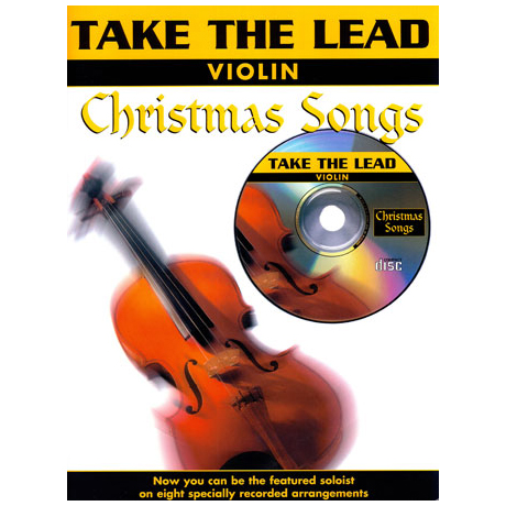 Take The Lead: Christmas Songs (+CD)