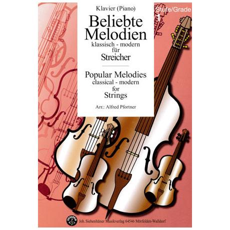 Beliebte Melodien: klassisch bis modern Band 1 – Klavierbegleitung