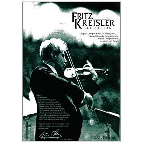 The Fritz Kreisler Collection Band 2