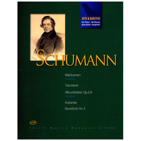 Schumann: Hits and Rarities für Klavier