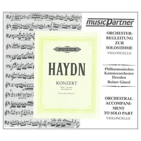 Haydn, J.: Violoncellokonzert D-Dur, Hob: VIIb: 2 Compact-Disc CD