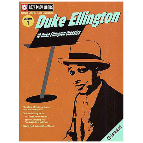 Duke Ellington (+CD)