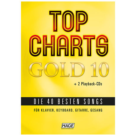 Top Charts Gold 10 (+2CDs)