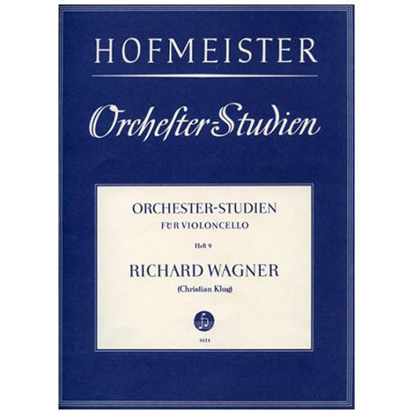 Klug, Chr.: Orchesterstudien Heft 9: Wagner (Rienzi)