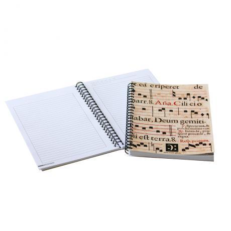 Notizbuch Gregorianic