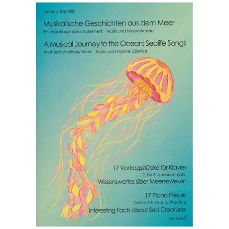 Musikalische Geschichten aus dem Meer (+CD)
