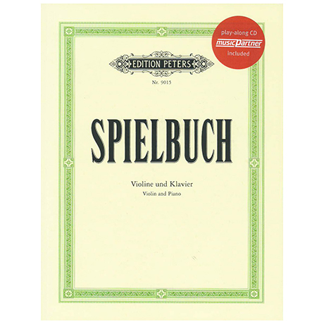 Seling, A: Spielbuch (+CD)