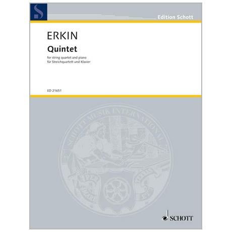 Erkin, U. C.: Quintet (1946)