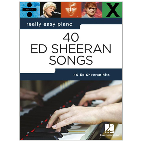 Ed Sheeran: 40 Songs