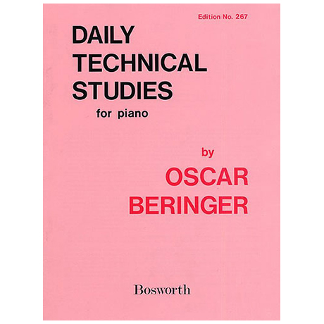 Beringer: Daily Technical Studies