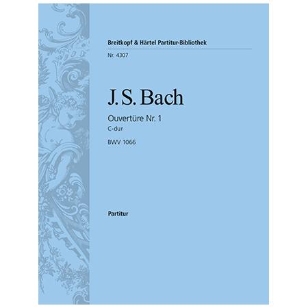 Bach, J. S.: Ouvertüre (Suite) Nr. 3 D-Dur BWV 1068