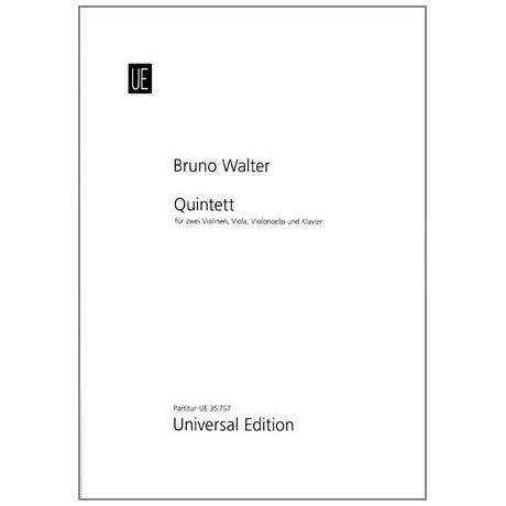 Walter, B.: Quintett
