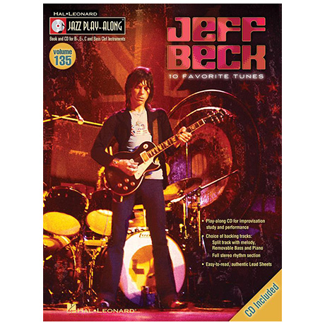 Jeff Beck (+CD)