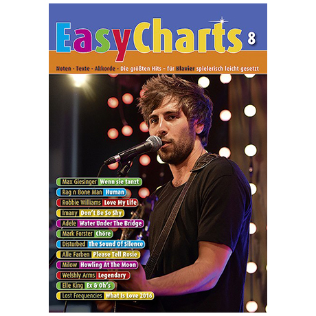 Easy Charts Band 8