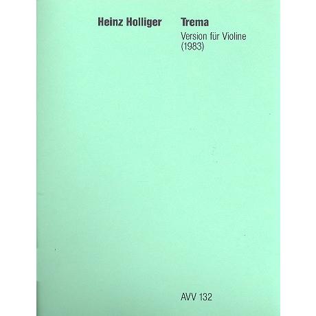 Holliger, H.: Trema