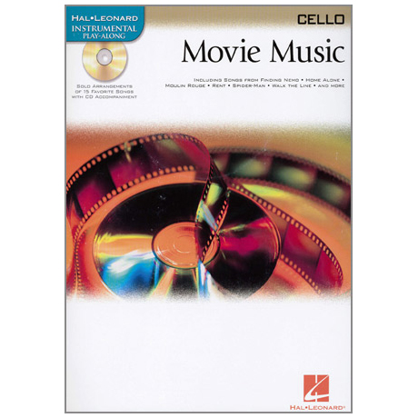 Movie Music (+CD)