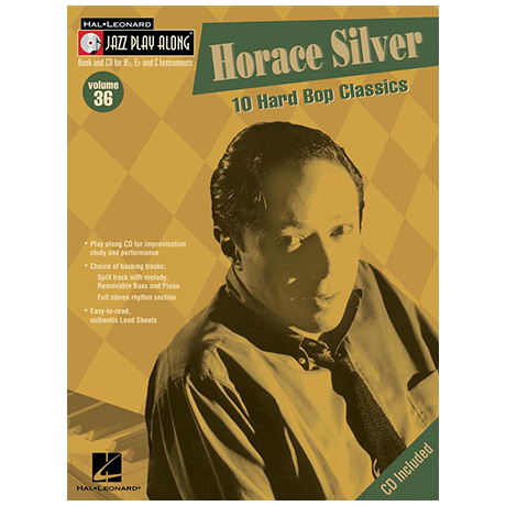 Horace Silver (+CD)