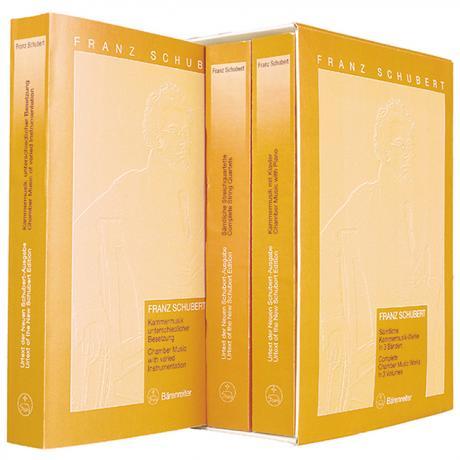Schubert, F.: Sämtliche Kammermusikwerke – Studienausgabe
