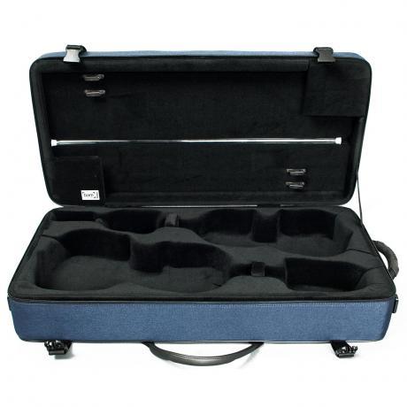 BAM Classic double case violin