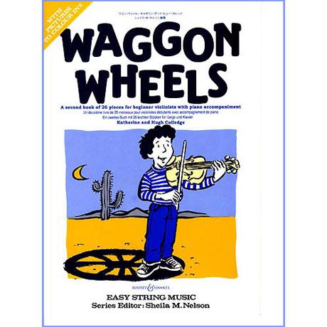Colledge, K. & H.: Waggon wheels