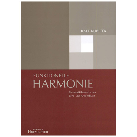 Kubicek, R.: Funktionelle Harmonie