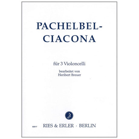 Pachelbel, J.: Ciacona