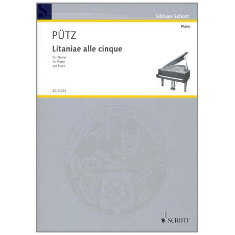 Pütz, E.: Litaniae alle cinque