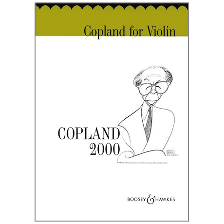 Copland, A.: Copland for Violin - Copland 2000