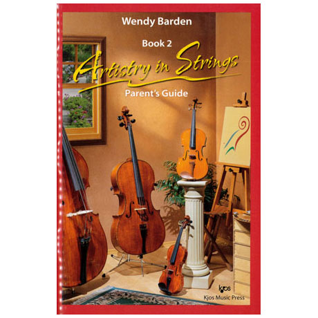 Frost/Fischbach: Artistry in Strings Band 2