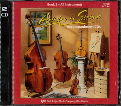 Frost/Fischbach: Artistry in Strings Band 2 (2CDs Set)