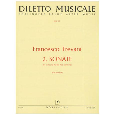 Trevani, F.: Violsaonate Nr. 2 c-Moll