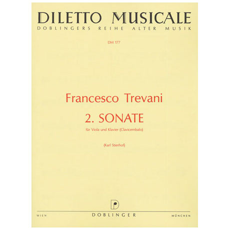 Trevani, F.: Sonate Nr.2 c-moll