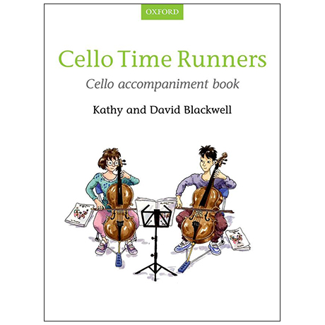 Blackwell, K. & D.: Cello Time Runners – Cellobegleitung