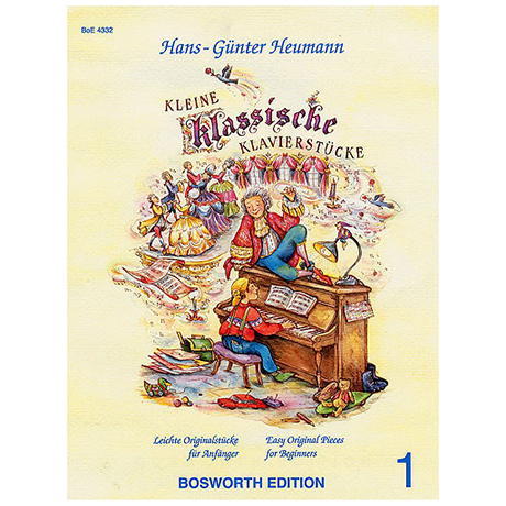 Heumann, H.-G.: Kleine klassische Stücke 1
