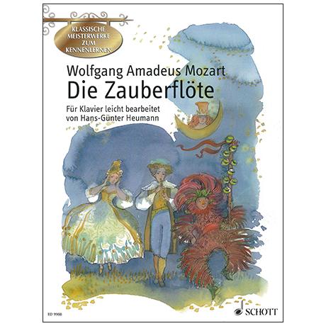 Mozart, W. A.: Die Zauberflöte KV 620 (Heumann)