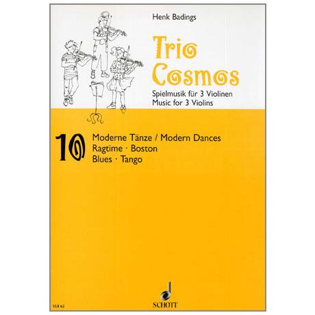 Badings, H.H.: Trio-Cosmos Nr.10