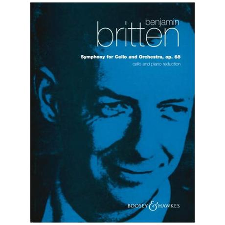 Britten, B.: Symphonie Op.68