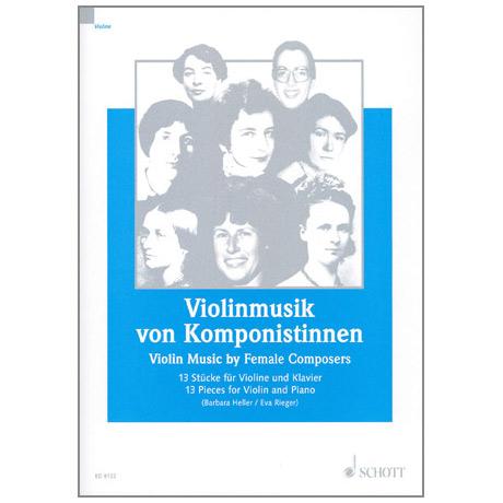 Heller/Rieger: Violinmusik von Komponistinnen
