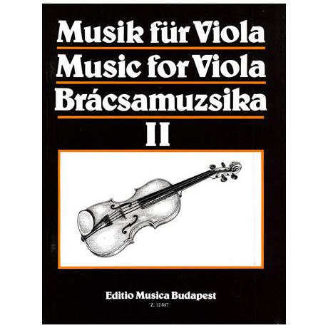 Musik für Viola Band 2