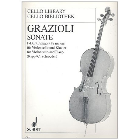 Grazioli, G.B.: Sonate F-Dur