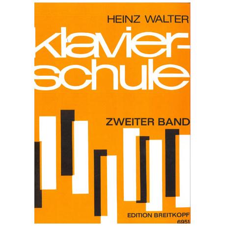 Walter, H.: Klavierschule Band II