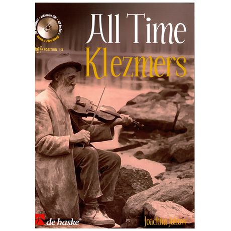 All Time Klezmers (+CD)