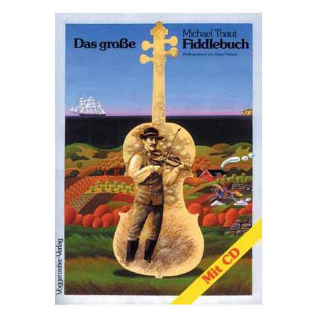 Das große Fiddlebuch (+CD)